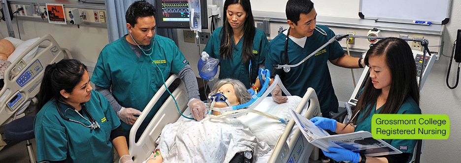 Nursing at Grossmont College